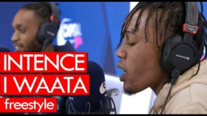 Intence and I Waata freestyle – Westwood
