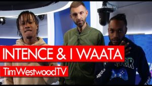 Intence & I Waata on Go Hard & Cut Off Jeans, Kingston, bleaching, Sumfest, new music – Westwood