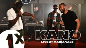 Kano live at Maida Vale – Class of Deja ft. D Double E & Ghetts