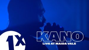 Kano live at Maida Vale – Free Years Later