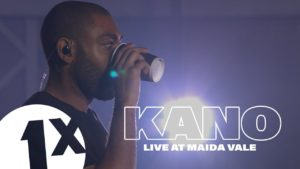 Kano live at Maida Vale – Teardrops/Bang Down Your Door