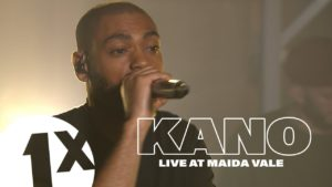 Kano live at Maida Vale – Trouble