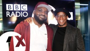 DJ Ace speaks to Ian Wright in celebration of Black History Month