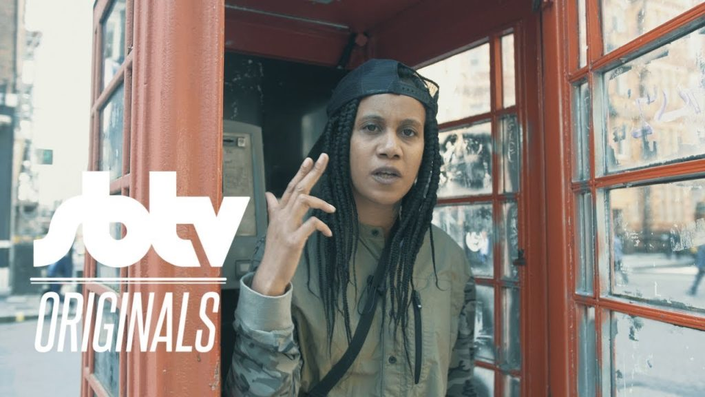 Lady Shocker | Warm Up Sessions [S12.EP14]: SBTV