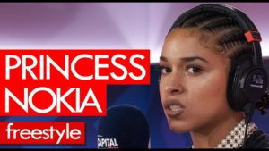 Princess Nokia hot freestyle on classic Missy 'The Rain (Supa Dupa Fly)' Westwood