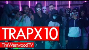 Trapx10 Crib Session freestyle – Westwood