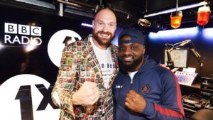 Tyson Fury on his WWE appearances / trolling Anthony Joshua and Deontay Wilder on FaceTime