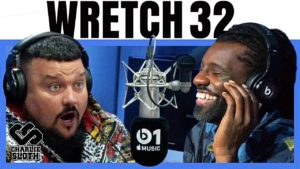 Wretch 32 talks about his new album Upon Reflection and gives Rap Tips!