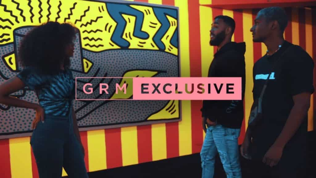 Yungen and Kofi McCalla discover Keith Haring at Tate Liverpool | GRM Daily
