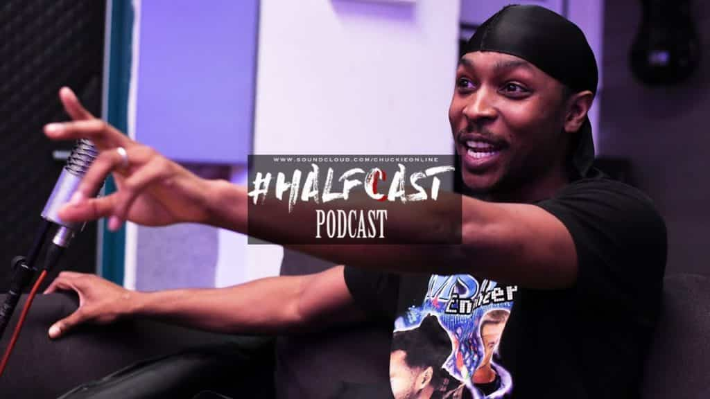 Are You Addicted To Social Media??? feat. Jme || Halfcast Podcast