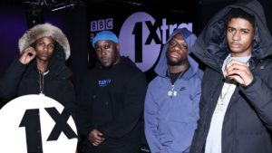 Bandokay, Double Lz & Dezzie (OFB) – Voice Of The Streets Freestyle W/ Kenny Allstar on 1Xtra