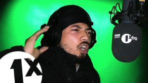 Danny Dorito – Sounds of the Verse with Sir Spyro on BBC 1Xtra