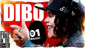 DiBo – Fire In The Booth