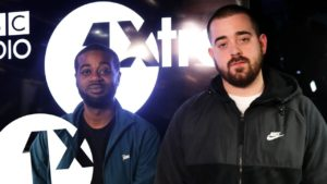 Jay Eye – Sounds of the Verse with Sir Spyro on BBC 1Xtra