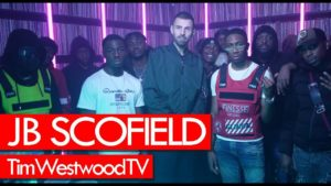 JB Scofield Crib Session freestyle – Westwood