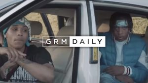 KAPPO X TYK  – Alleyway  [Music Video]   GRM Daily