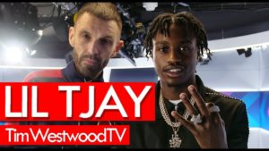 Lil Tjay on celeb crushes, Bronx, F.N, Hold On, Pop Out, drip – Westwood