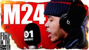 M24 – Fire In The Booth