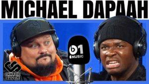 Michael Dapaah Admits he Raps Better Than A Lot of Rappers