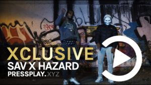 #MostWantedENT Hazard X Sav – P4DP (Music Video)