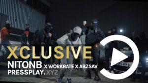 NitoNB X WorkRate X AbzSav – Riding (Music Video) Prod By Ghosty | Pressplay