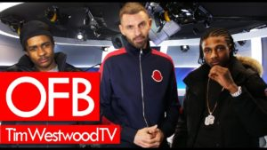 OFB 1st ever interview – Westwood