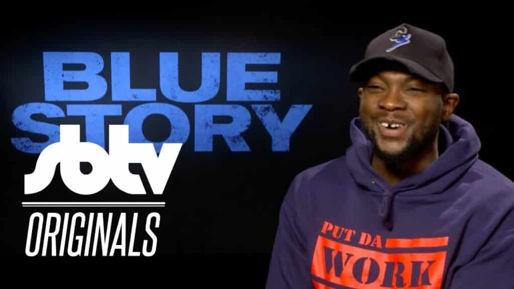 Rapman | Blue Story, Directing Movies, Misbehaving Cockroaches + More [Interview]: SBTV