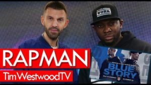 Rapman on Blue Story success, Vue pulling it, new project in U.S, inspiring youth – Westwood