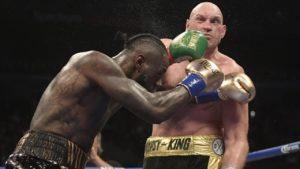 Street Talk : Can Deontay Wilder Beat Tyson Fury? | Grime Report Tv