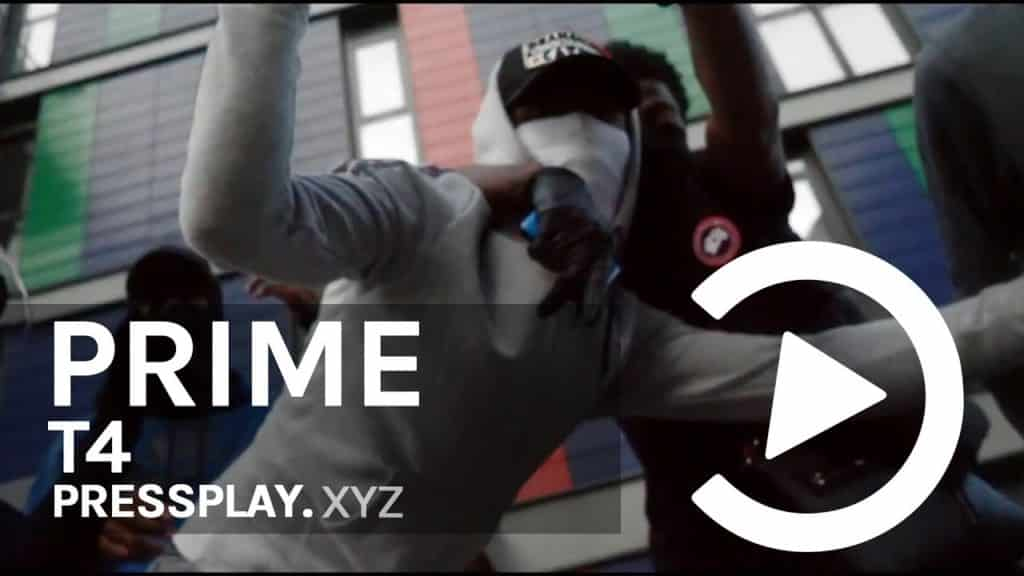 T4 – Get Busy (Music Video)