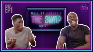 The Swap | London Slang vs Irish Slang 😂 | S1 EP1