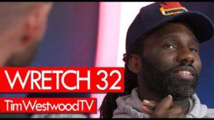 Wretch 32 on Rapthology, legacy, 1st job, changing style after Black & White, UK scene – Westwood
