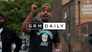 Zeike L4R – Double Up Freestyle [Music Video] | GRM Daily