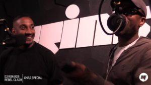 DJ Ron B2B Rebel Clash: Christmas Day Special
