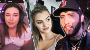 FaZe Banks Caught Cheating on Alissa Violet? Alinity is Not Banned on Twitch