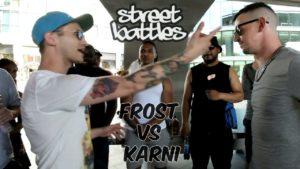 FROST VS KARNI | Don't Flop Rap Battle
