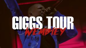 Giggs Tour Takeover Hosted by Uncle Stiff Chocolate [Behind The Scenes]   Link Up TV
