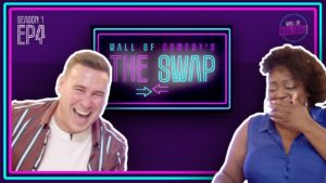 JUDI LOVE GIVES WILL A TASTE OF OXTAIL | THE SWAP | S1 EP4 FINALE 😂