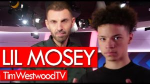 Lil Mosey on Stuck In A Dream, Certified Hitmaker, Meek Mill, Chris Brown – Westwood