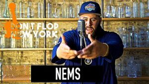 NEMS FREESTYLE | New York – S1:EP9 | Don't Flop Music