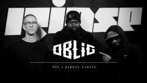 Oblig b2b Neffa-T with Darkos Strife [Rinse FM Freestyle]