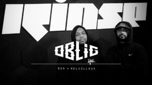 Oblig with Melvillous (Rinse FM Freestyle)