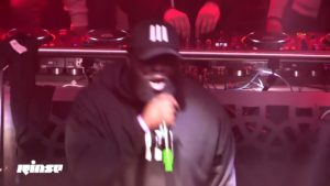 P Money – Live at Rinse FM End Of Summer BBQ (Studio 338)