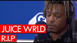 R.I.P Juice WRLD – best of his legendary freestyles on Westwood
