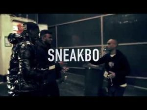 Sneakbo at Wembley Arena  [Giggs 'The Tour' – 6th Dec 2019]