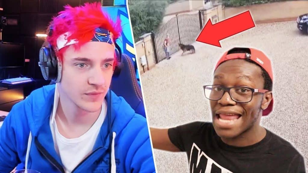 The Worst Twitch Streamer… Deji Dog Video Leaked, Ninja, Tana Mongeau