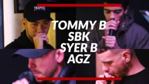 Tommy B, SBK, Syer B, AGz & DJ Kirby T – Exclusive 'New Dimension' Grime Set | Grime Report Tv