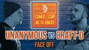 UNANYMOUS VS CRAFT-D | Don't Flop Face Off