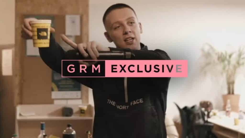 Aitch shuts down The North Face & JD event | GRM Daily