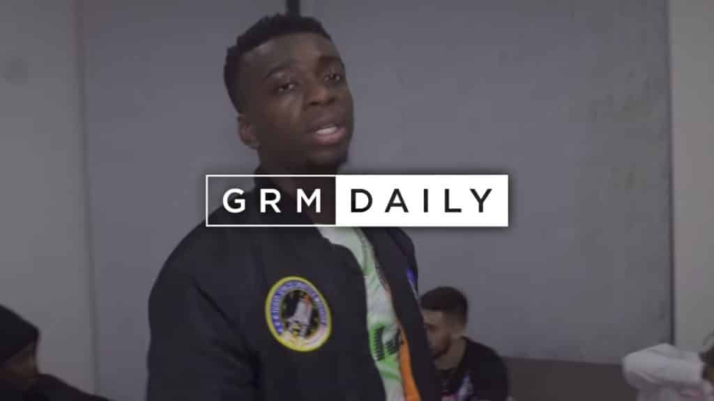 Aka Chkz – Afrorap [Music Video] | GRM Daily